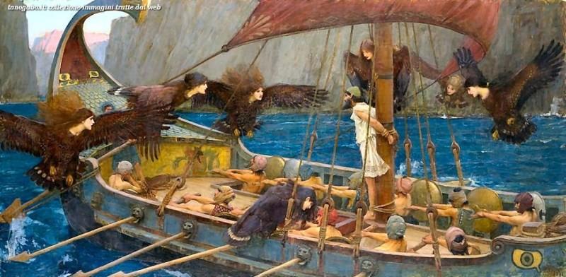 vacanze a vela tra le isole greche come Ulisse