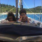 vacanze in barca per bambini