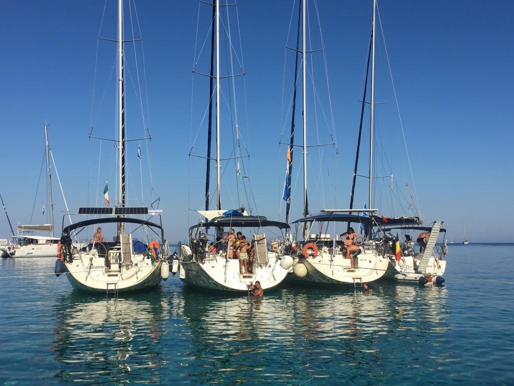 vacanze in flottiglia