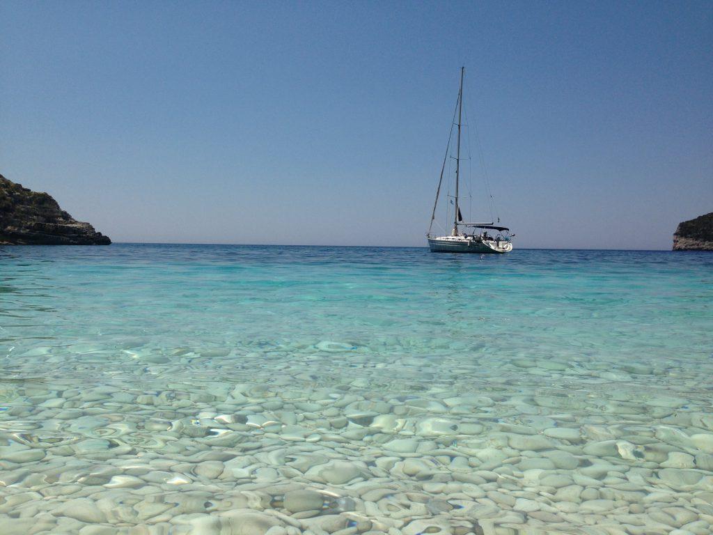 Grecia Ionica a vela in 10 giorni