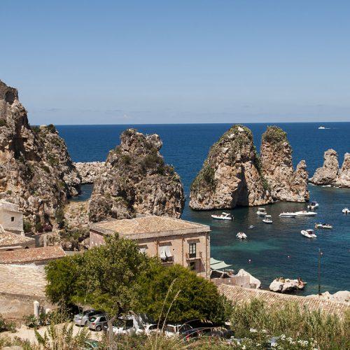 Tonnara di Scopello Sicily