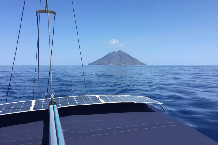 Isole Eolie giugno