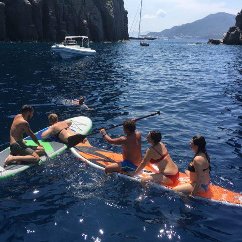 Eolie in barca a vela - basiluzzo